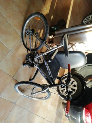 bicicleta híbrida mtb urbana
