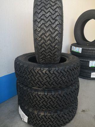 Neumáticos de tacos