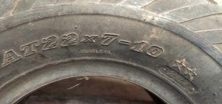 rueda quad las 3 en 7€
