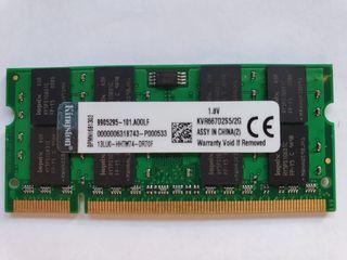 Memoria Ram Kingston 2GB