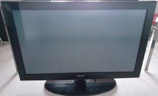 "TV PLASMA 42"" + SOPORTE PARED"