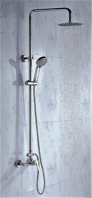 Monomando ducha.