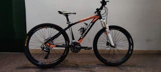 "Bicicleta Mtb Orbea Alma 26"" Talla S"