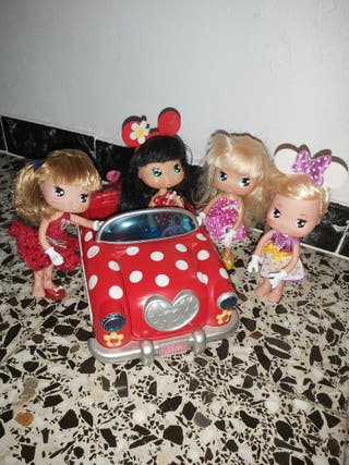 Lote de Minnie Mouse disney