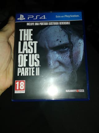 the last of us parte 2!ps4