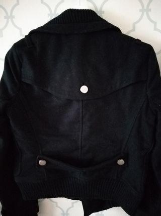 chaqueta paño marinera