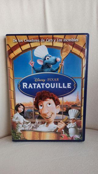 Ratatouille DVD en perfecto estado