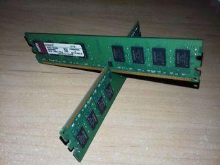 Modulos Ram 2x2g DDR2
