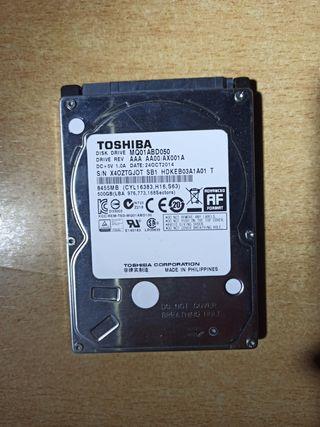 Disco Duro HDD 500 GB