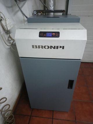 Caldera pelets Bronpi