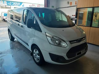 Ford Custom 2016 9 plazas. TRANSFERENCIA INCLUIDA