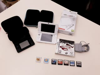 Nintendo 3DS XL + Nintendo DS