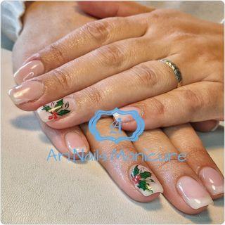 Manicura esmalte permanente, Acrigel, alargamiento