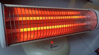 Calefactor/Estufa de cuarzo Vicetron