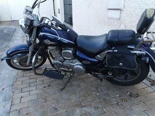 Moto Daelim Daystar 125 cc perfecto estado