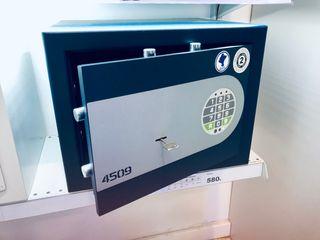 Caja Fuerte Alta Seguridad fabricada en Navarra