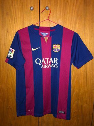 Camiseta Barça autentica