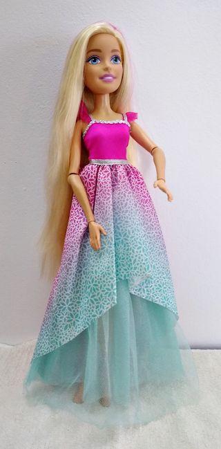 Muñeca Barbie Gran Princesa de Mattel