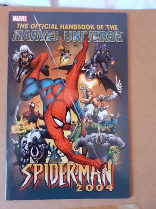 Official Handbook of the Marvel Universe lote 1