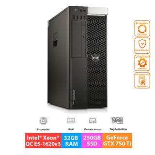 Dell Precision T5810 - NVIDIA GeForce GTX 750 Ti