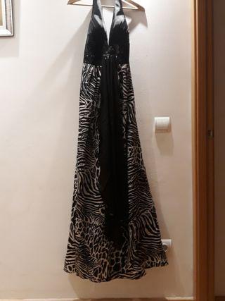 vestido de fiesta largo 38 /40