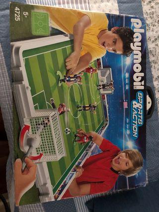 Playmobil 4725 futbolín plegable