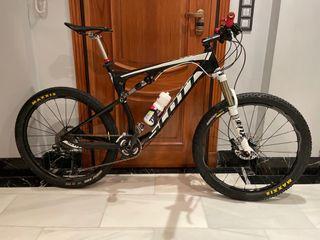 VENDO BICICLETA XL SCOTT SPARK 740