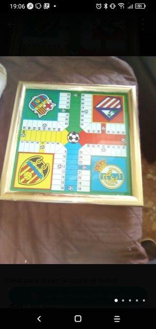 Parchís de equipos de futbol