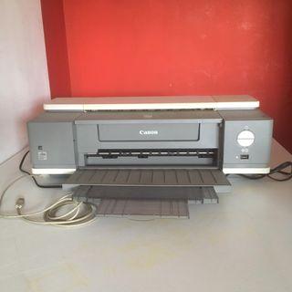 impresora Canon IX4000 A3, tinta color