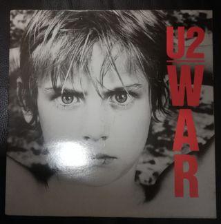Disco Vinilo U2 War 1983 Gatefold
