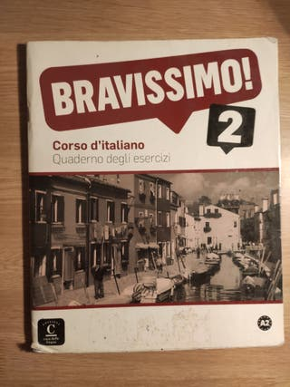 Pack de libros bravissimo corso d'italiano 2
