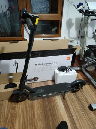 patinete eléctrico Mi Pro 2