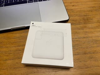 Cargador Apple USB-C , 87W, ORIGINAL, PRECINTADO