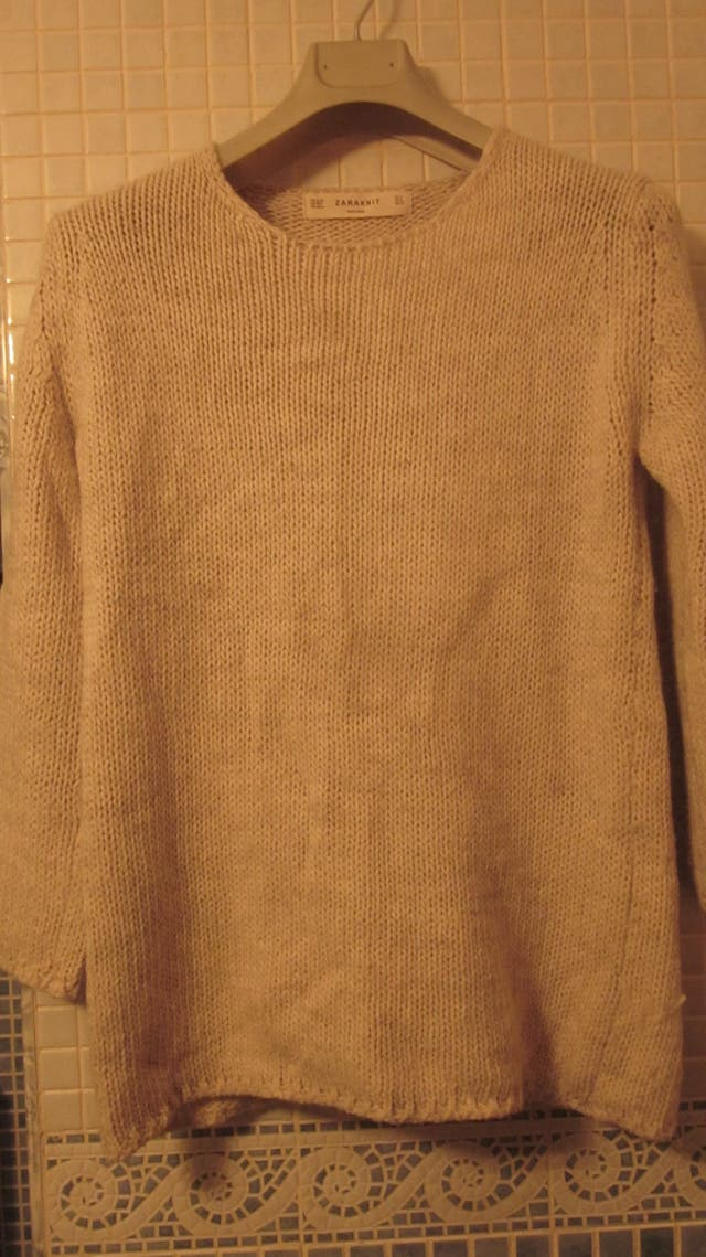 lote de jerseys tintoretto y zara