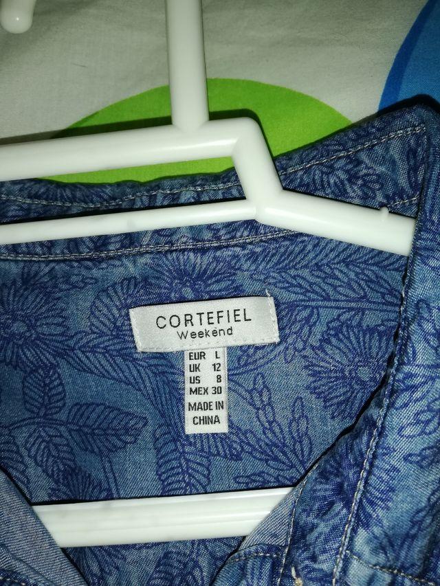 Vestido de cortefiel