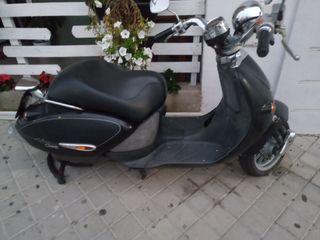 aprilia habana custom 50