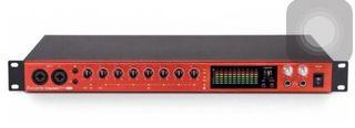 Focusrite Clarett8 Pre USB Tarjeta de sonido