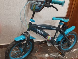 Bicicleta niño 4/5 años