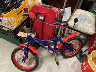 "Bicicleta de niño 16"""