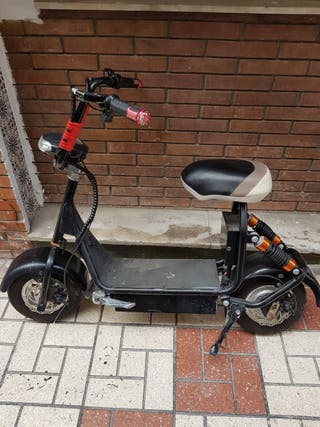 Scooter electrico (negociable)