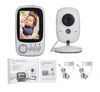 Monitor inalámbrico para bebés