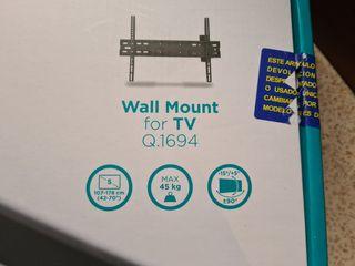 soporte TV para pared
