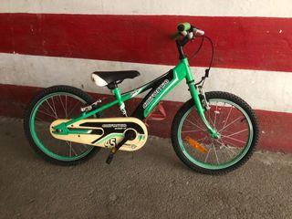 Bicicleta 3 a 6 años