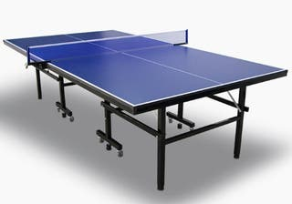 Mesa Ping Pong plegable Gelusa con diseño profesio