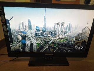 TV 24 '' Pulgadas Televisor Pantalla Full HD 1080