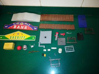despiece variado de Playmobil