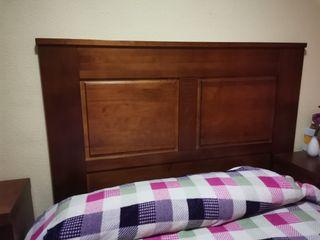 Dormitorio de matrimonio de 135 cm