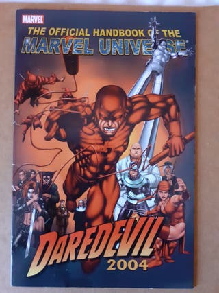 Official Handbook of the Marvel Universe Lote 2