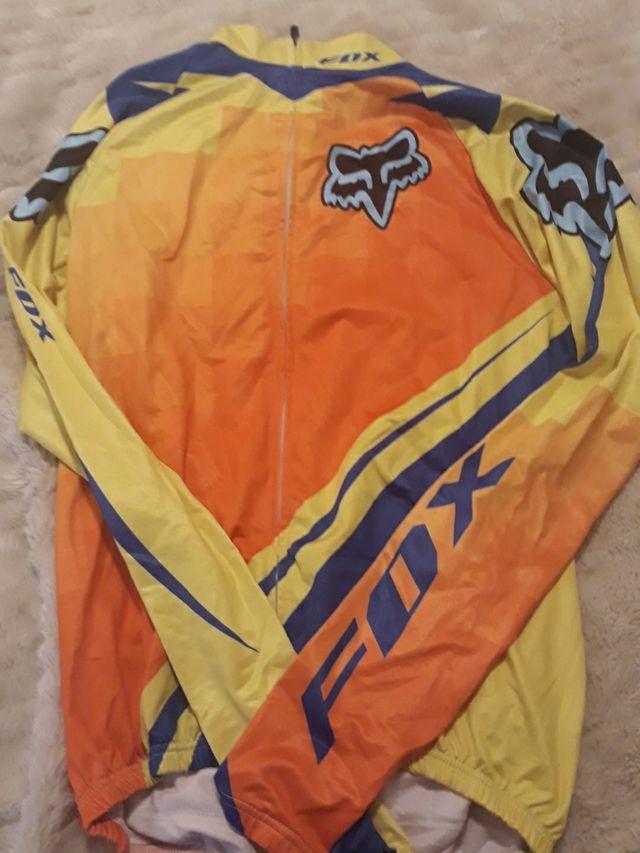 chaqueta termica talla M