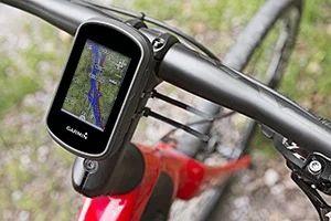 Garmin eTrex Touch 35 GPS para bicicleta